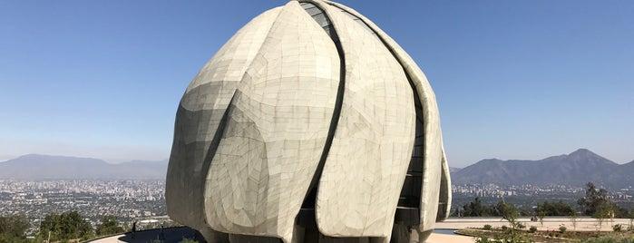 Templo Bahá'í de Sudamérica is one of [To-do] Chile.