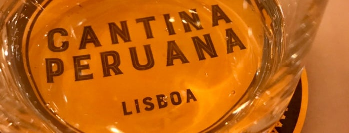 Cantina Peruana is one of Lisboa 🇵🇹.