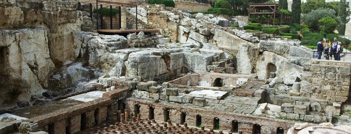 Roman Baths is one of Beirut.