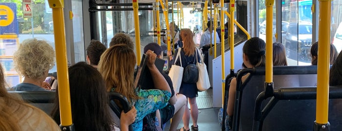 Bus 333 is one of Sydney.
