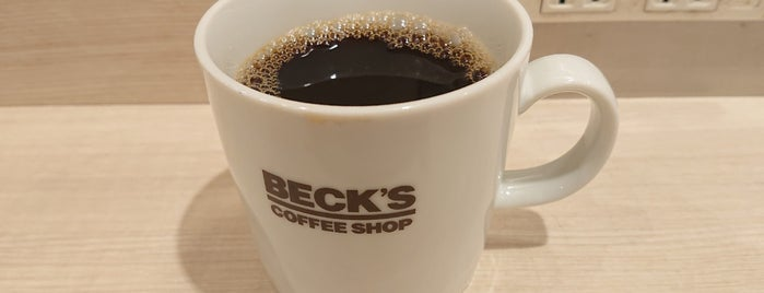 BECK'S COFFEE SHOP is one of Masahiro 님이 좋아한 장소.