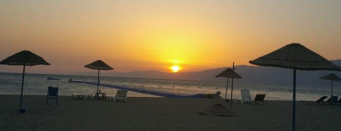 Denetko Plajı is one of Balikesir.