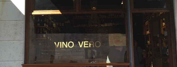 Vino Vero is one of Locais salvos de Anthi.