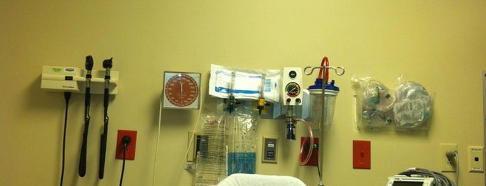 Lincoln County Hospital is one of Paranormal Sights.