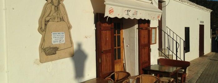 Bar Can Berri is one of COME UNA HAMBURGUESA EN IBIZA.