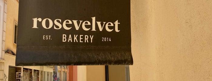 Rosevelvet Bakery is one of Palma.