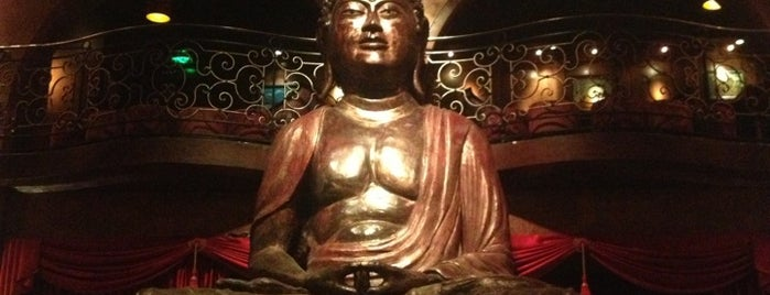 Buddha Bar is one of [To-do] Paris.