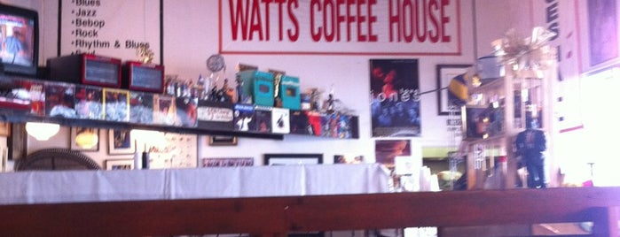 Watts Coffee House is one of Los Angeles 2018.