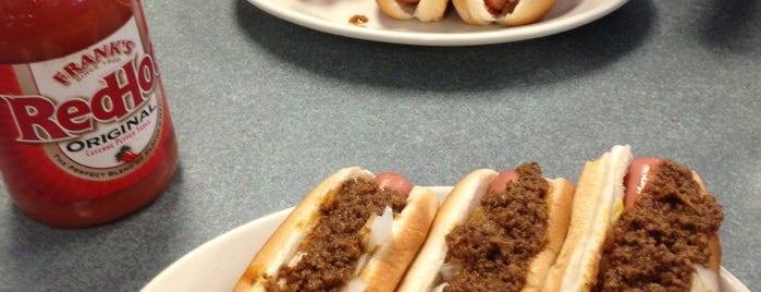 Ideal Hot Dog is one of Hot Dogs.
