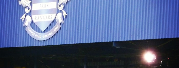 Loftus Road Stadium is one of International Sports~Part 1....