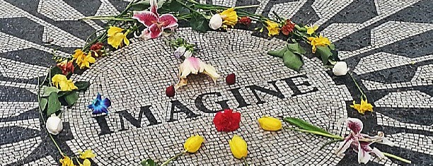 Strawberry Fields is one of Lieux qui ont plu à Sergio M. 🇲🇽🇧🇷🇱🇷.