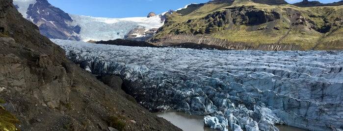 Vatnajökull National Park is one of Erikさんのお気に入りスポット.