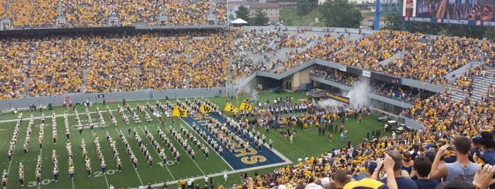 Milan Puskar Stadium is one of Sporting Venues To Visit.....