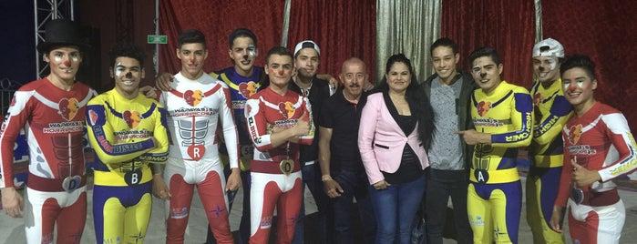 El Super Circo de los Wapayasos is one of สถานที่ที่ Marteeno ถูกใจ.
