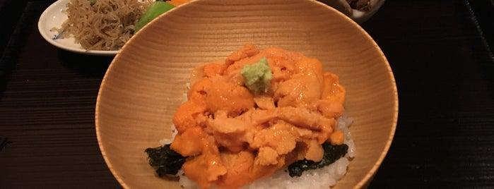Kitafuku is one of Tokyo: Michelins.