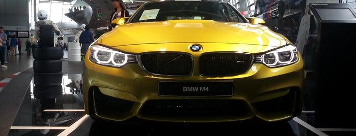 BMW Welt is one of Posti che sono piaciuti a Fran.