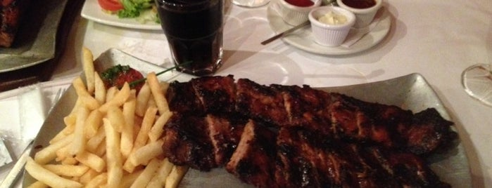Mister Ribs is one of Restaurantes visitados.