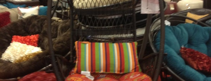 Pier 1 Imports is one of Atlanta.