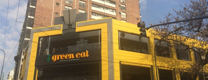 Green Eat is one of Restaurants.