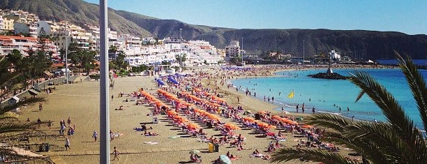Playa de Las Vistas is one of Tenerife.