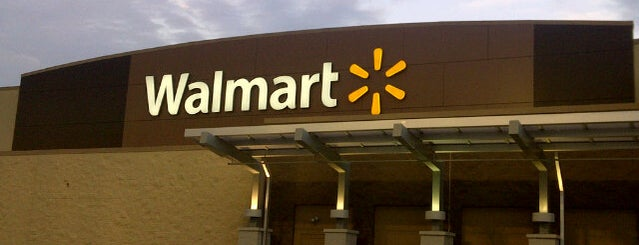 Walmart Supercenter is one of Tampa.
