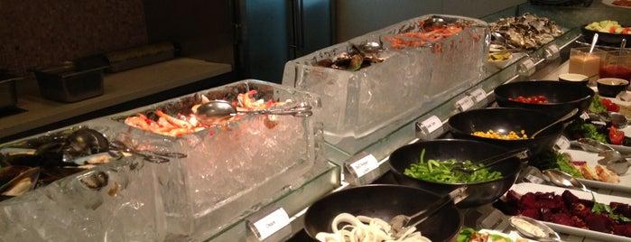 The World is one of Ichiro's reviewed restaurants.