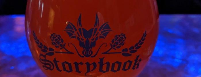 Storybook Brewing is one of Tempat yang Disimpan Karen.