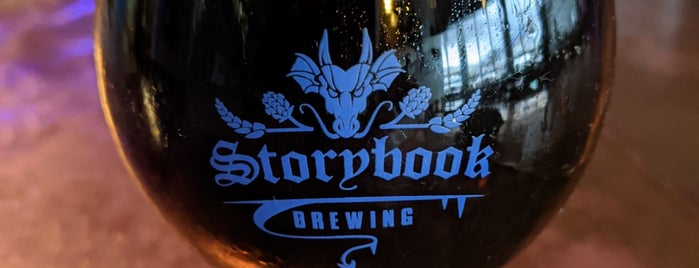 Storybook Brewing is one of Tappin the Rockies...