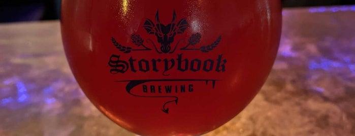 Storybook Brewing is one of Breweries In Colorado Springs.