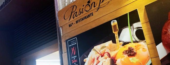 Pasión Por Ti is one of The FoodHunter DimasEnrik AC.