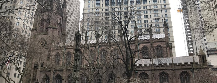 Trinity Church Cemetery is one of USA.
