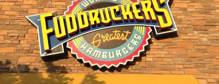 Fuddruckers is one of I've Been Here.