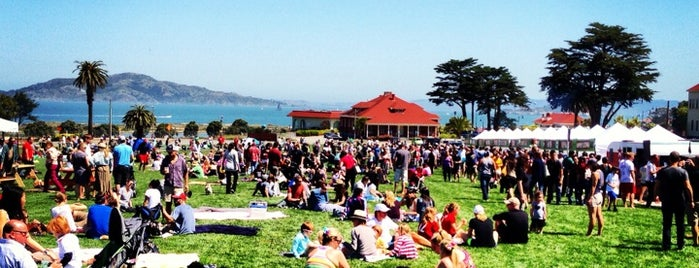 Off the Grid: Picnic in The Presidio is one of Posti che sono piaciuti a Karen.