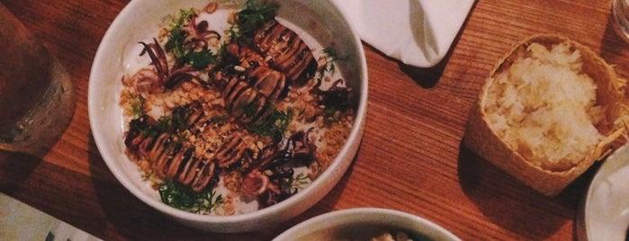 Kin Khao is one of Bay Area: Food.