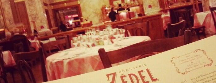 Brasserie Zédel is one of London.