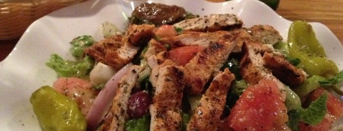 Athena Mediterranean Cuisine is one of South Slope.
