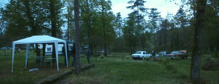 Camping La Pelouze is one of Robin 님이 좋아한 장소.