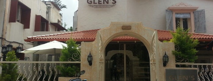 Glen's Bakehouse is one of Posti che sono piaciuti a Ashwin.