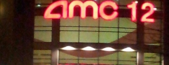 AMC Creve Coeur 12 is one of Matt : понравившиеся места.