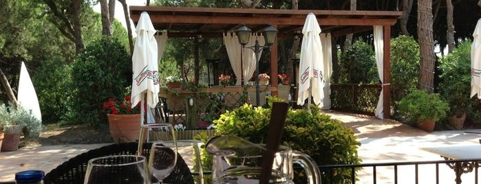 Restaurant Les Marines is one of Lugares favoritos de N..
