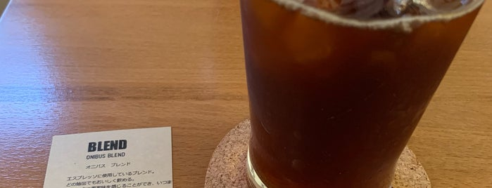 CAFE D-13 、ときどき五味食堂 is one of Espresso in Tokyo(23区外).