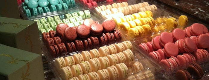 Ladurée is one of Paris, My Sweet: Paris List.