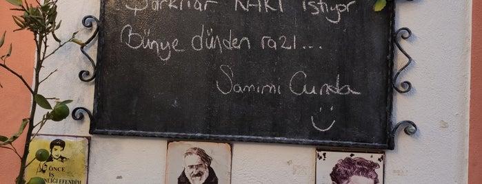 Samimi Cunda is one of İzmir Dışı Yerler.