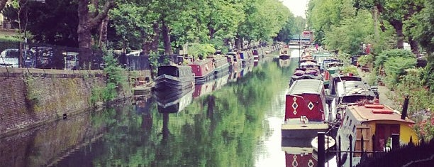 Little Venice is one of Inglaterra.