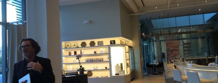 Café ArtScience is one of Boston.