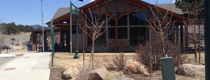 Estes Park Visitors Center is one of Denver.