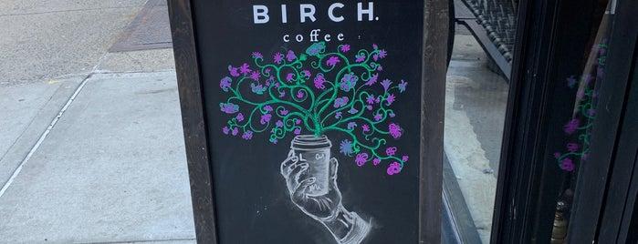 Birch Coffee is one of Orte, die Samir gefallen.
