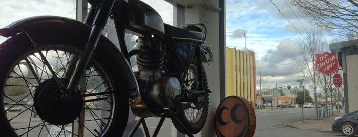 See See Motorcycle is one of #adventurePDX.