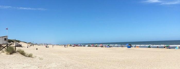 Playa de Mar de las Pampas is one of Lieux qui ont plu à Christian.