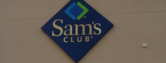 Sam's Club is one of Orte, die Tania gefallen.